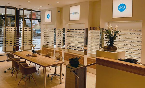 Brillen Plaz Bad Soden, Store, Innenansicht