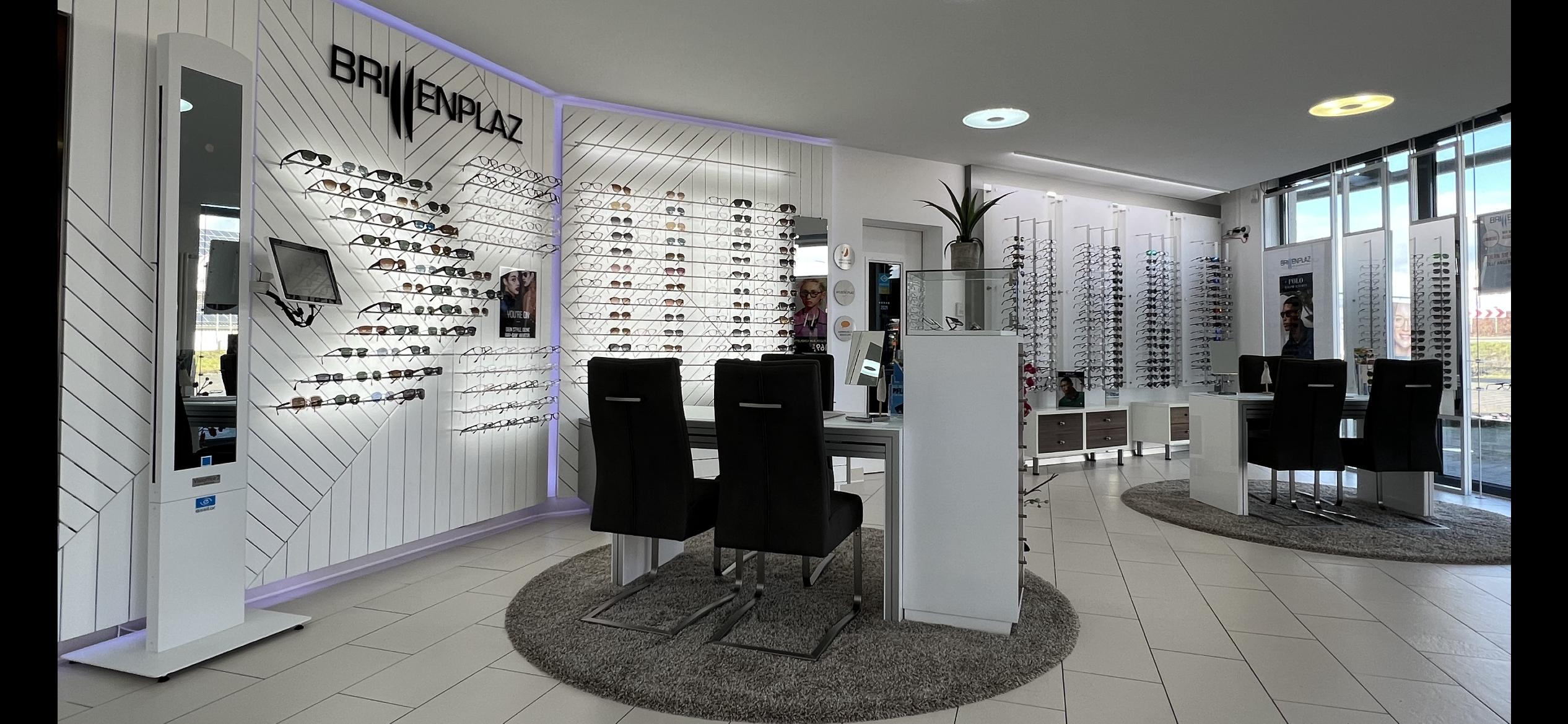 Brillen Plaz Beselich, Store, Innenansicht