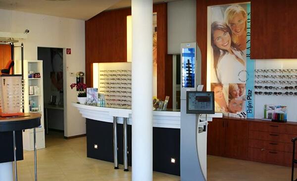 Brillen Plaz Florstadt, Store, Innenansicht