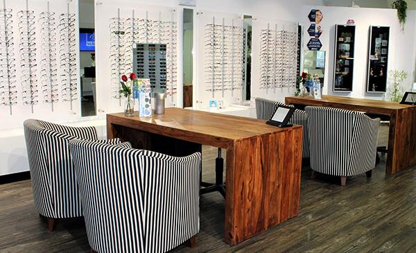Brillen Plaz Schwalbach, Store, Innenansicht